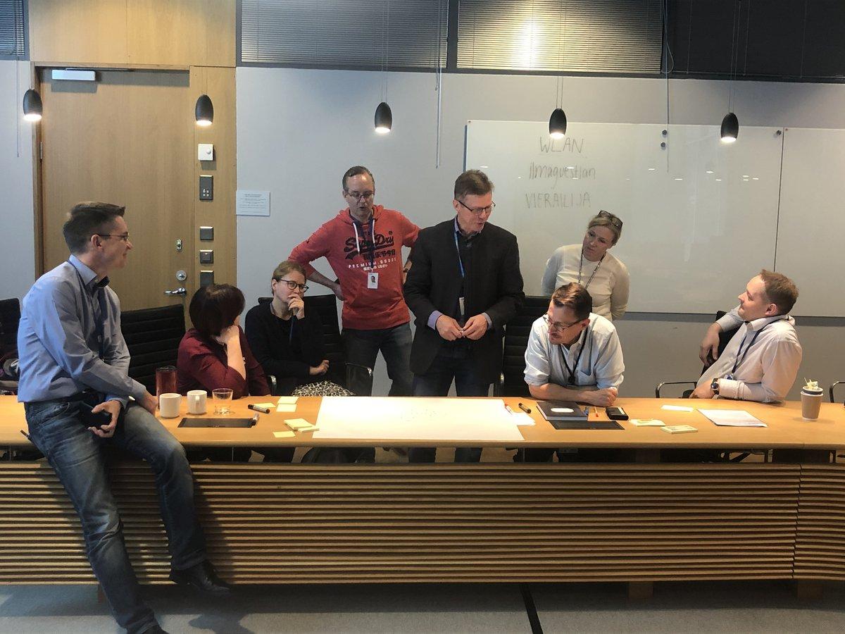 'Many Roads Ahead' Helsinki workshop