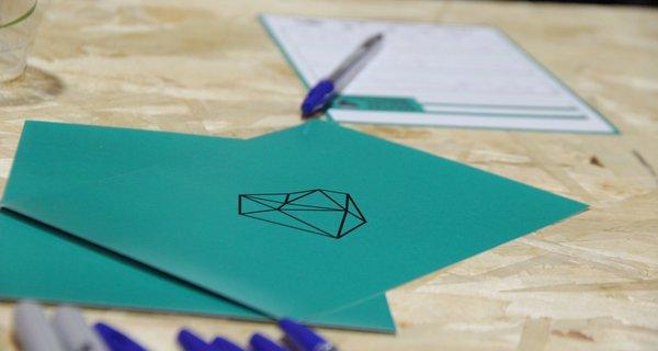 Picture of DSI4EU workshop materials