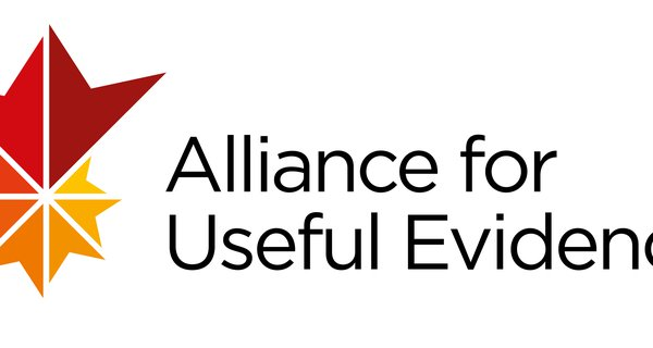 Alliance for Useful Evidence logo - jpg