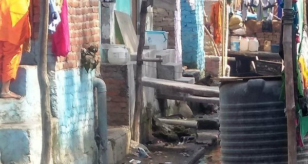 Urban landscape - India - listing