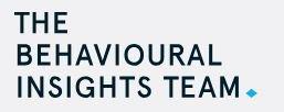 The Behavioural Insights Team