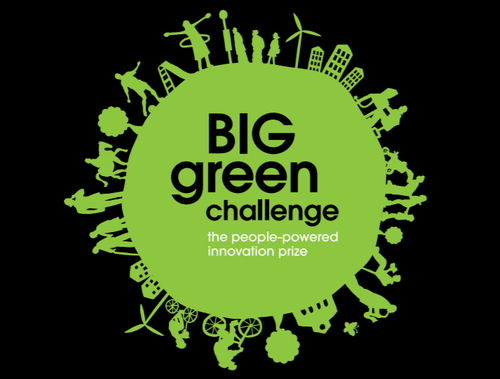 Big Green Challenge Logo