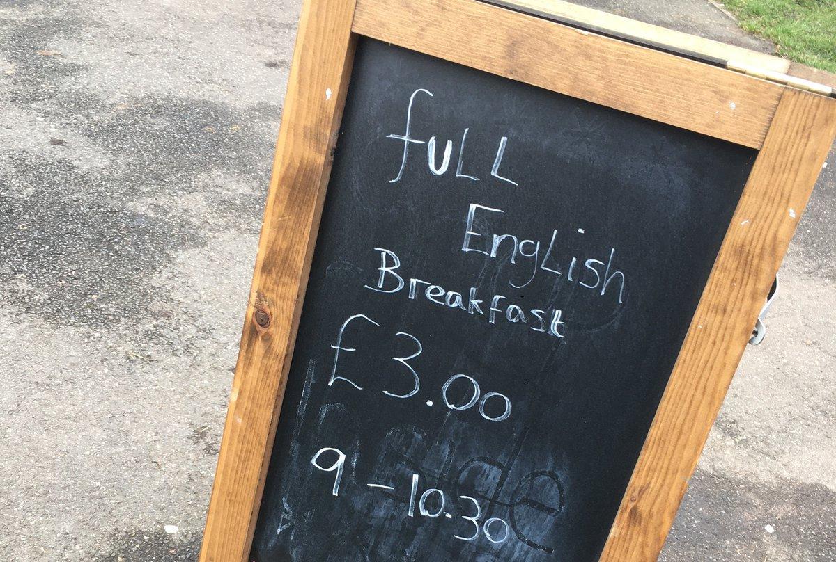 Breakfast A Frame