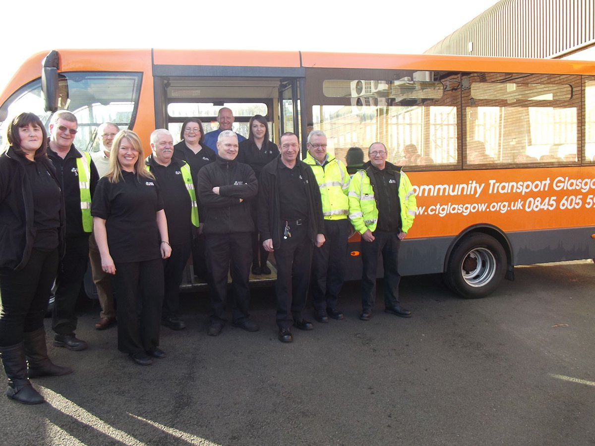 Community Transport Glasgow - ShareLab Scotland