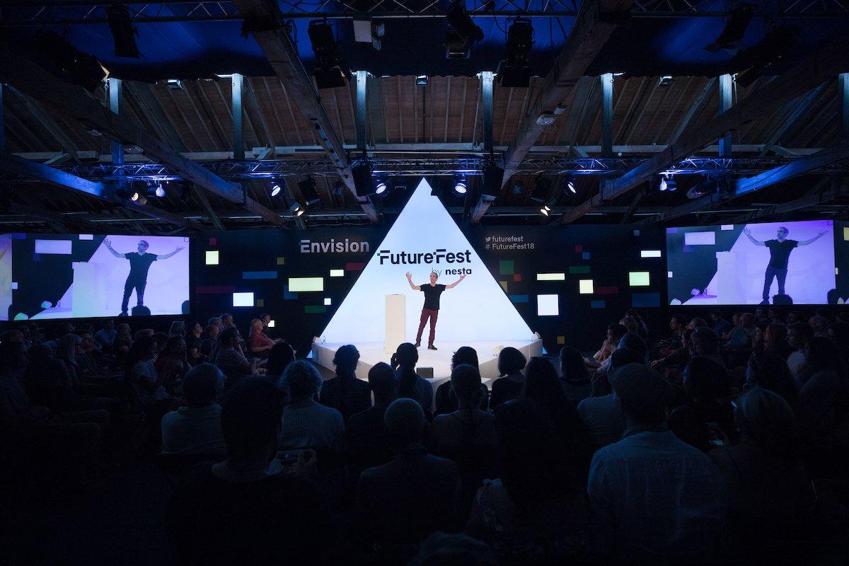 FutureFest - Douglas Rushkoff