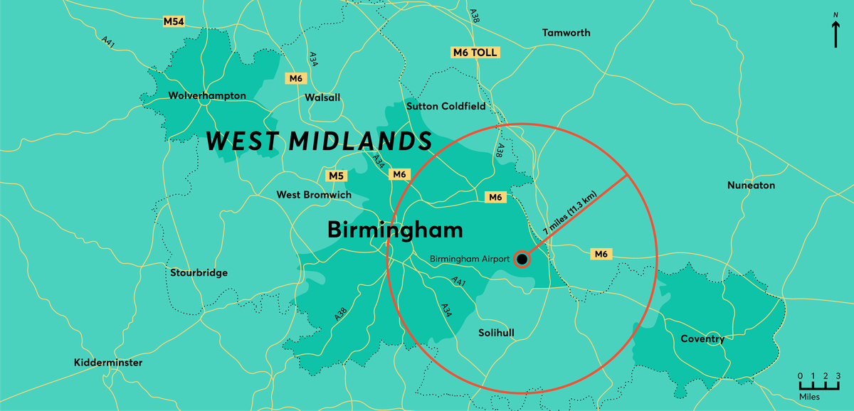 Traffic incident response in the West Midlands in the West Midlands