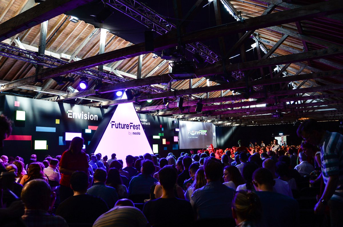 FutureFest crowd pic