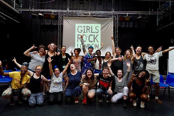 Girls Rock London
