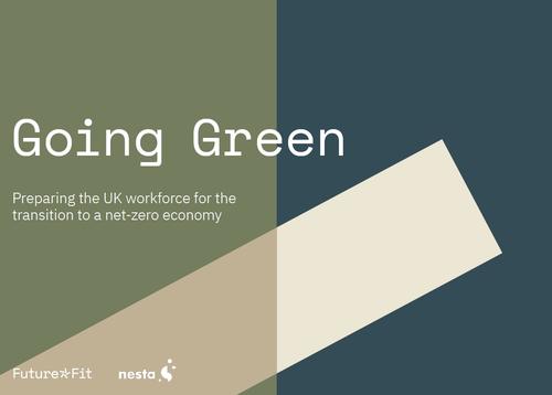 Going Green report