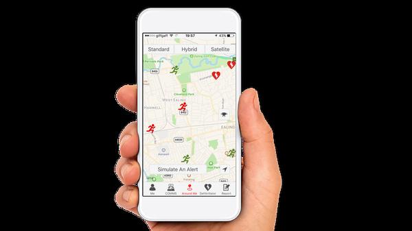 GoodSam mobile app