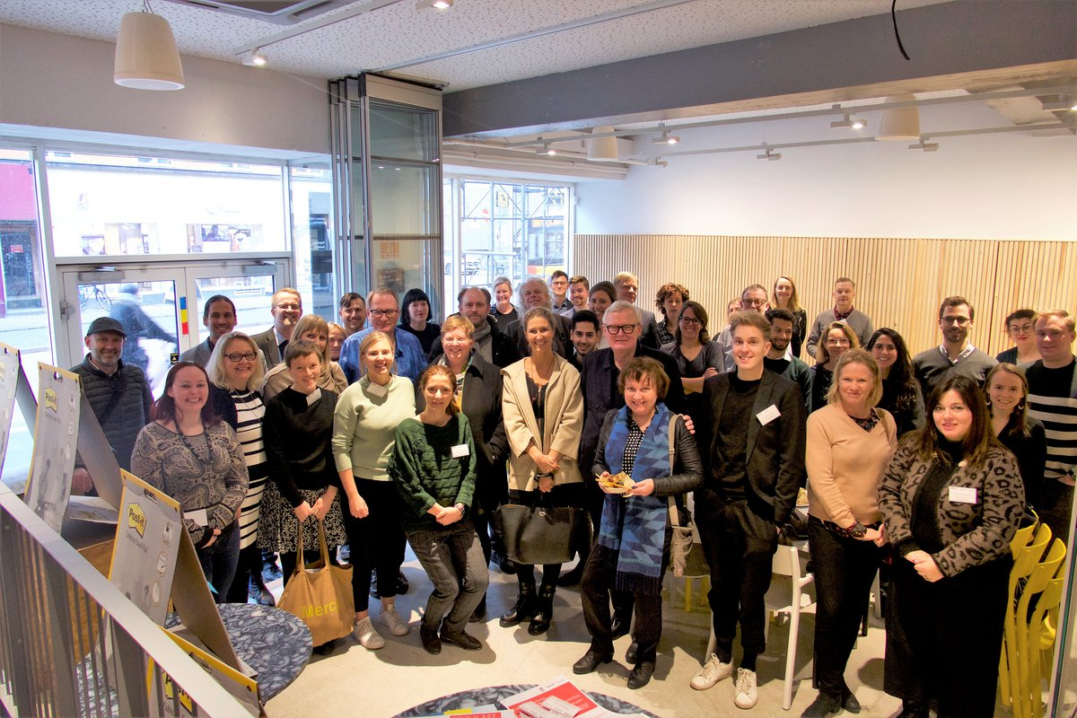 Group photo - Copenhagen workshop