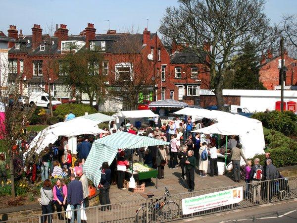 Headingley Development Trust farmers' market