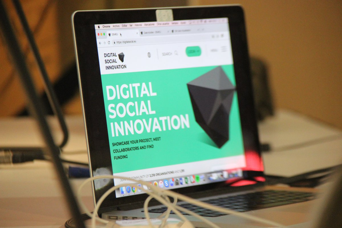The digitalsocial.eu platform
