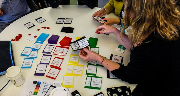 The Innovation Policy board game