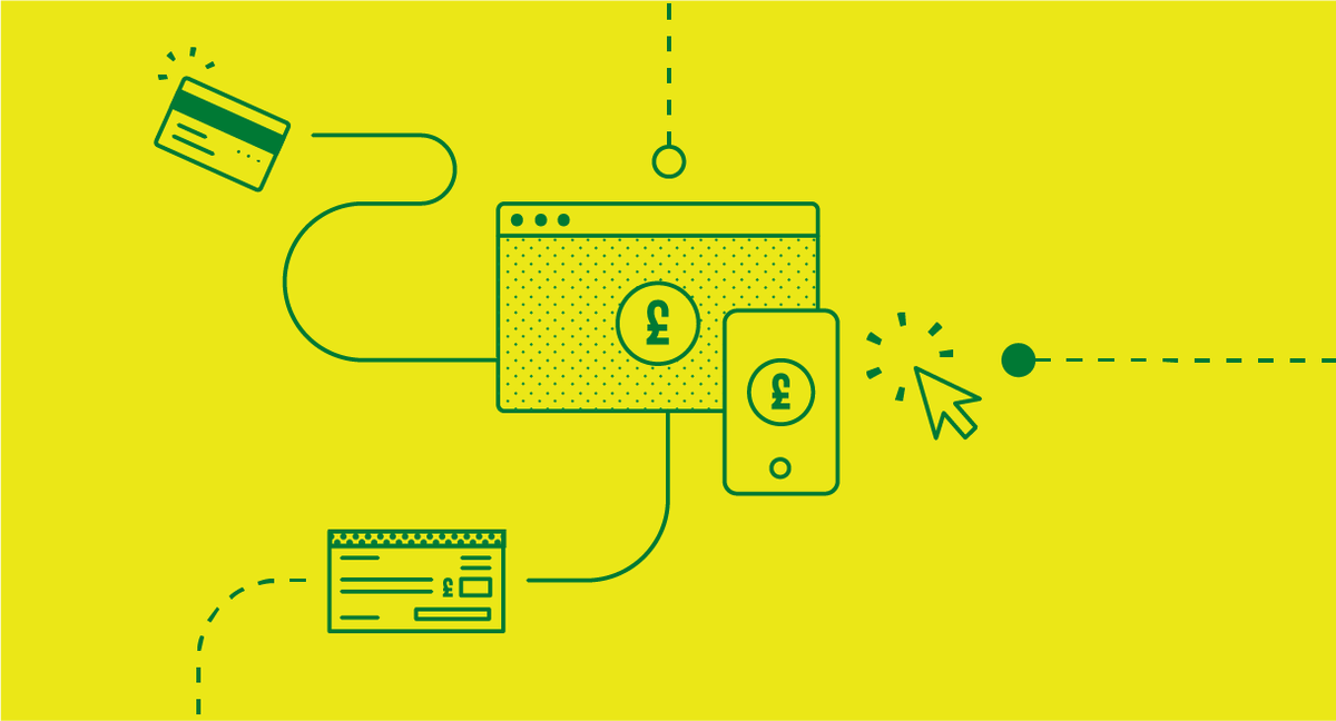 Crowdfunding illustration - illustration methods