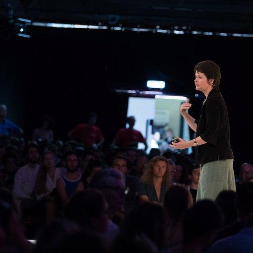 Kate Raworth at FutureFest
