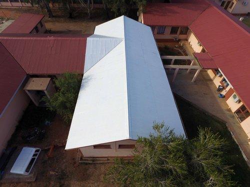 Kheis cool roof