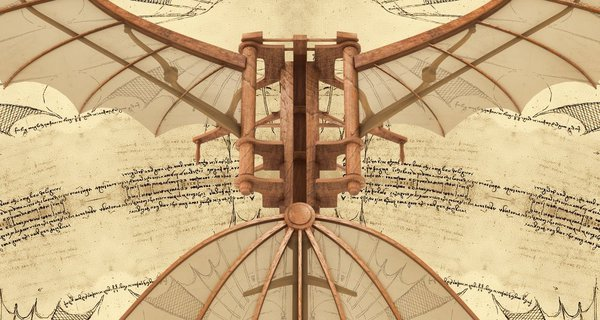 Davinci Flying Machine