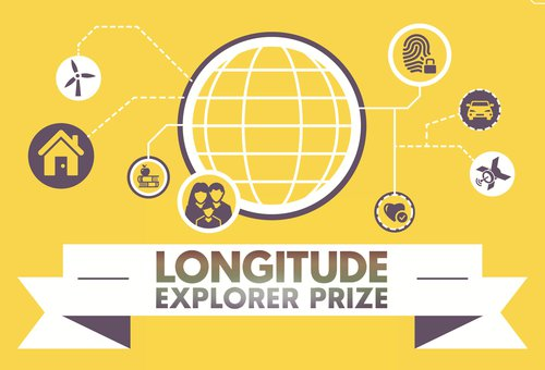 Longitude Explorer Prize logo