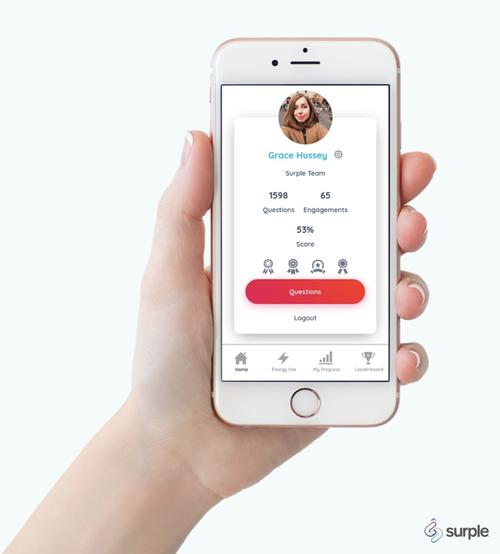 A mobile app