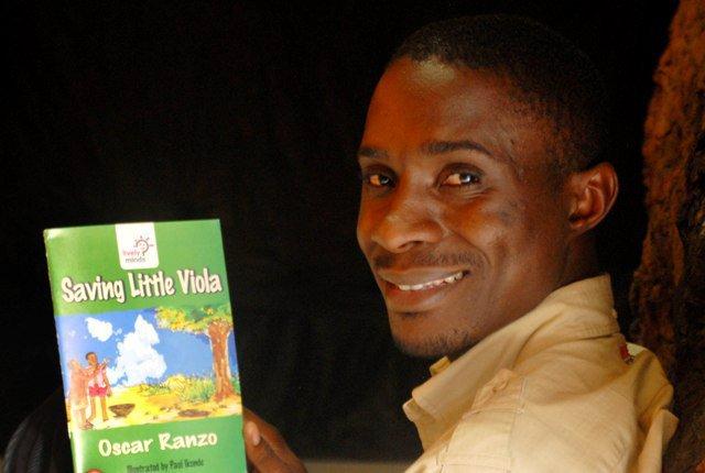 Oscar Ranzo, The Oasis Book Project