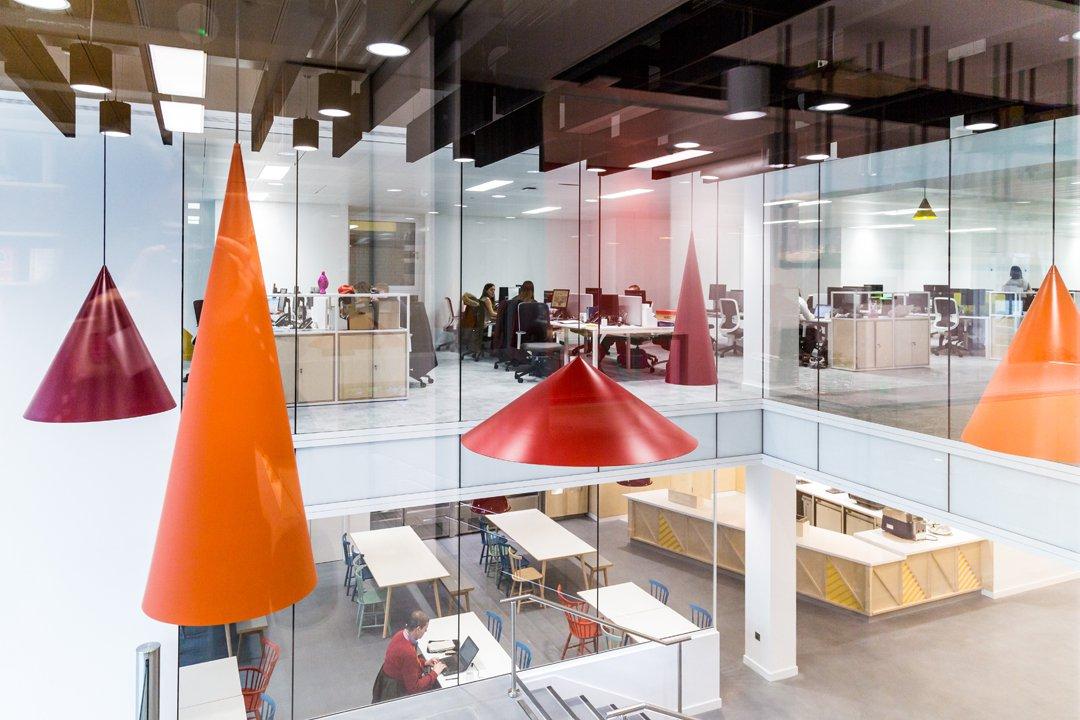 Nesta's London office