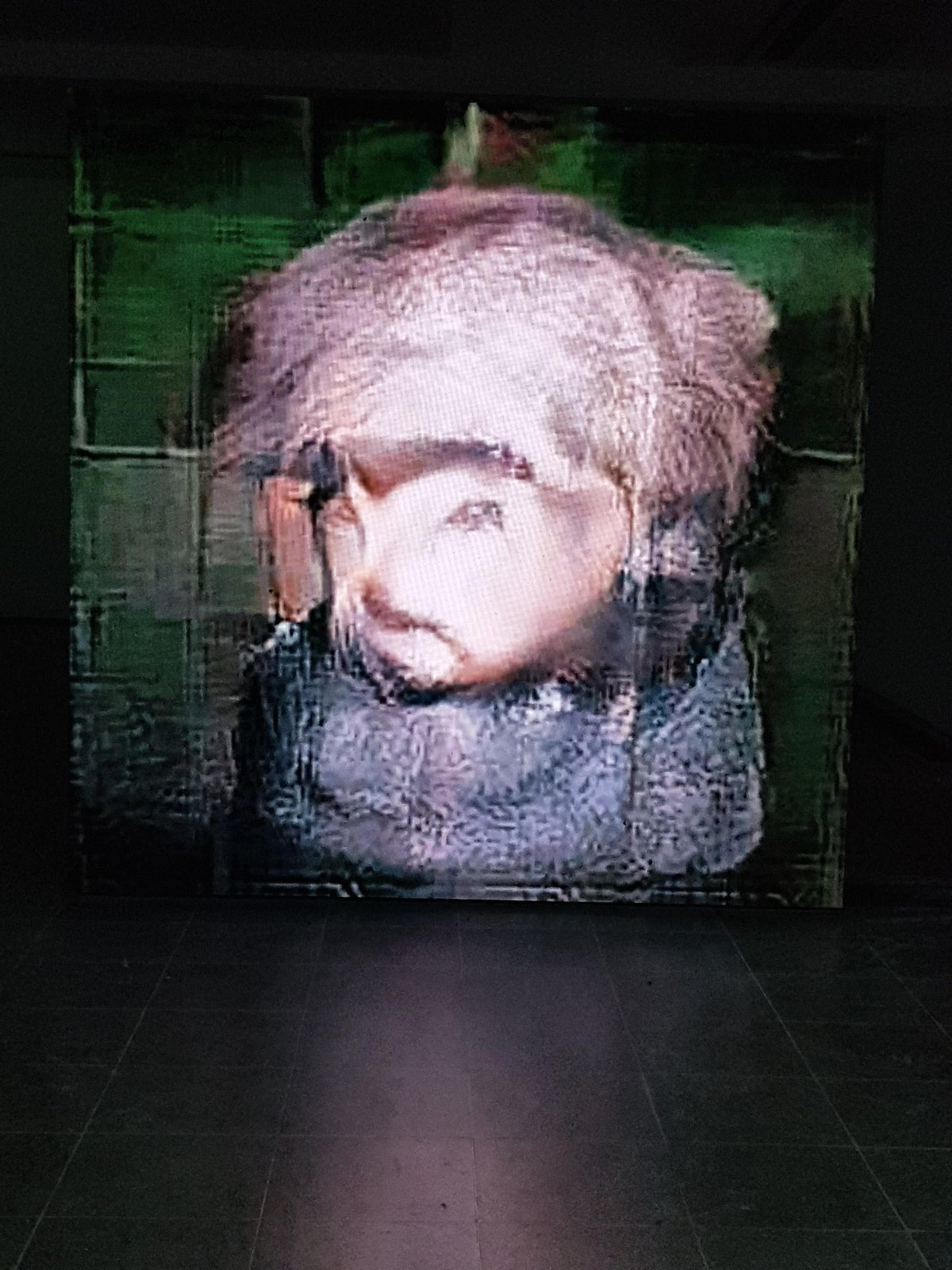 Pierre Hughe Uumwelt exhibition Serpentine gallery 2019 courtesy of john davies.jpg