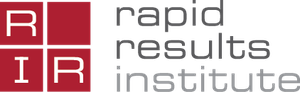 Rapid Results Institute logo
