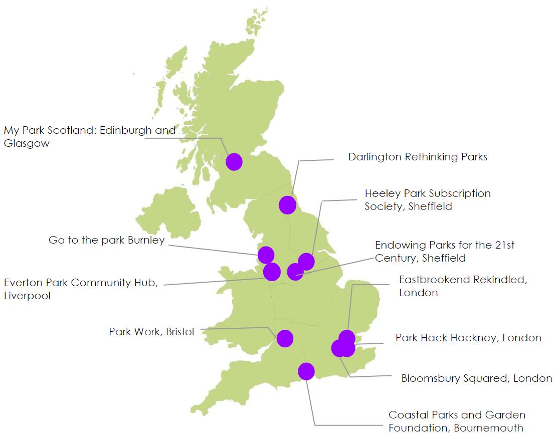 Rethinking Parks 2014-2016