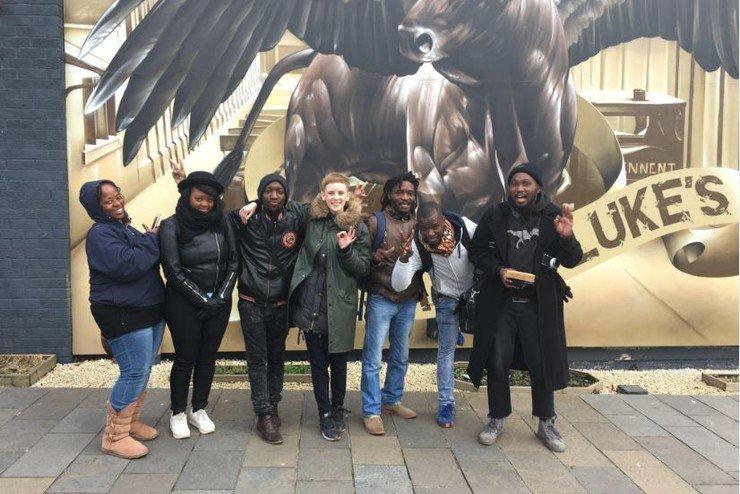 SA-UK Hub Exchange Programme