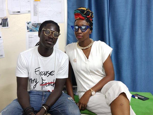 Selly Raby Kane and Nix, Senegal guest speakers (October 2018).jpg