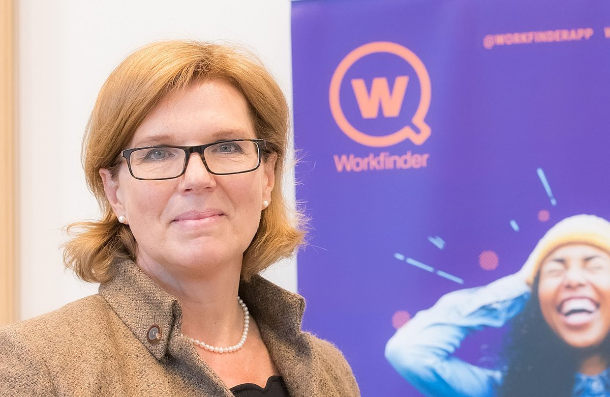 Sherry Coutu CBE, Workfinder and Founders4Schools - Inclusive Economy Partnership