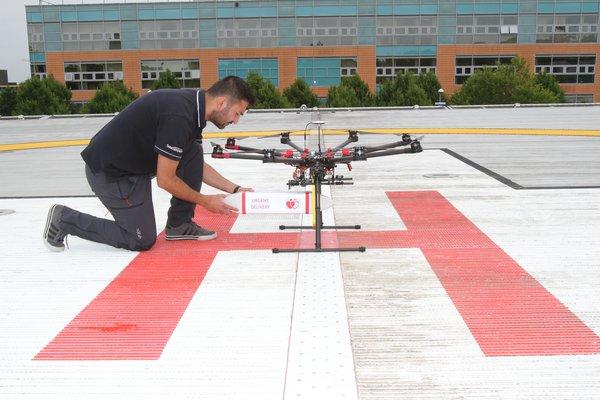 Southampton Drone Uses 1