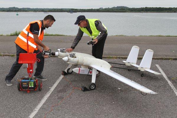 Southampton Drone Uses 3