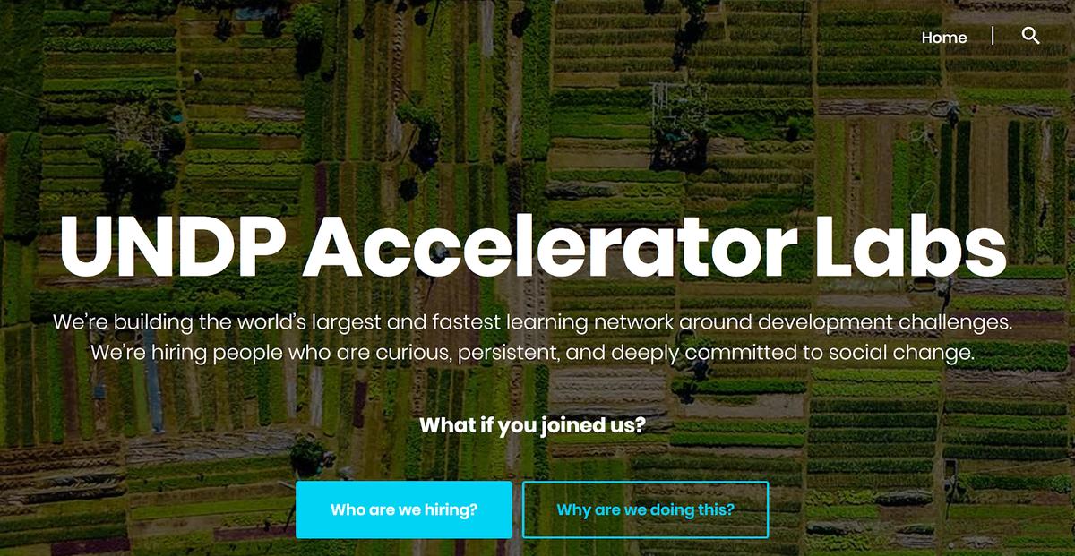 UNDP Accelerator Labs