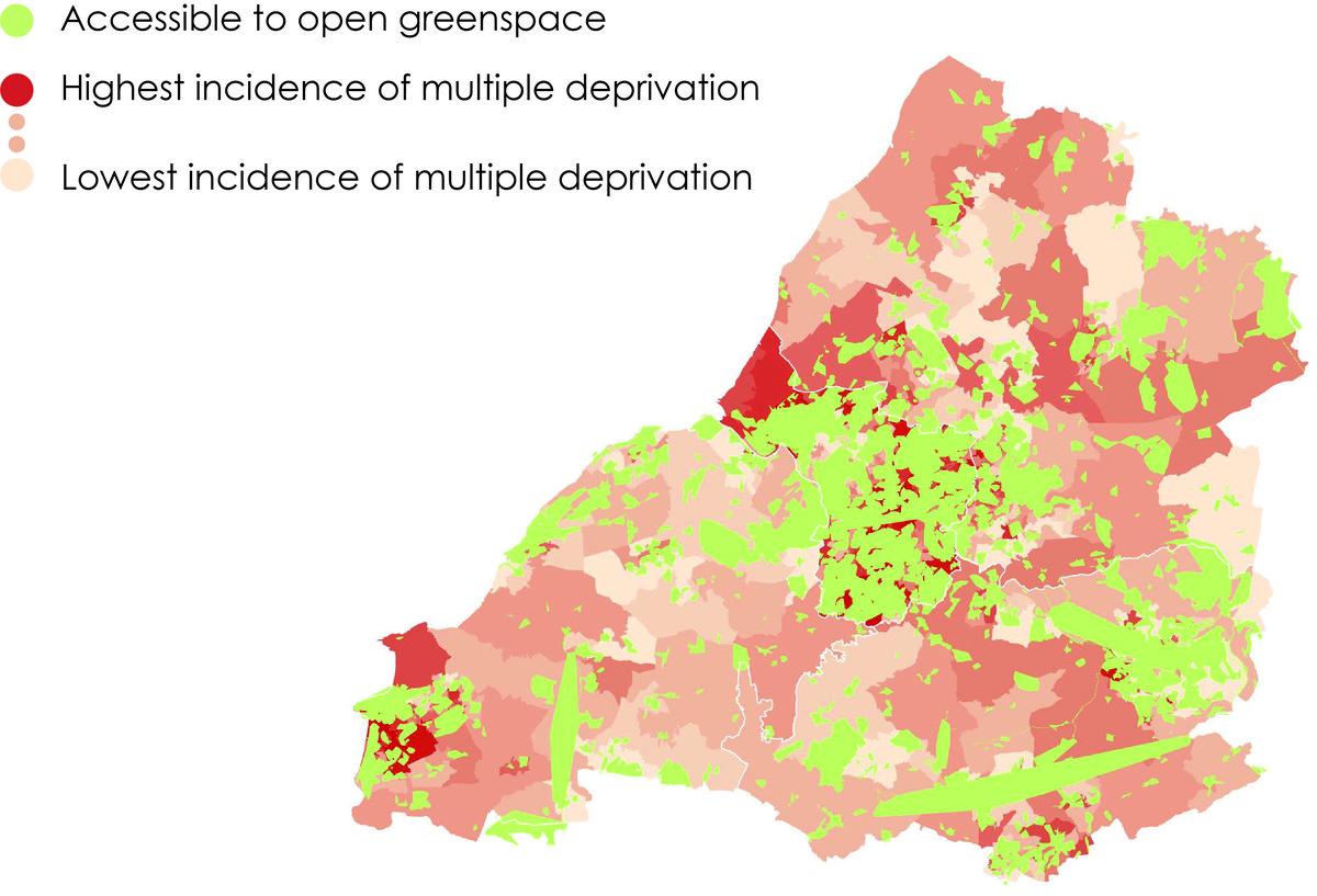 rethinking parks - map