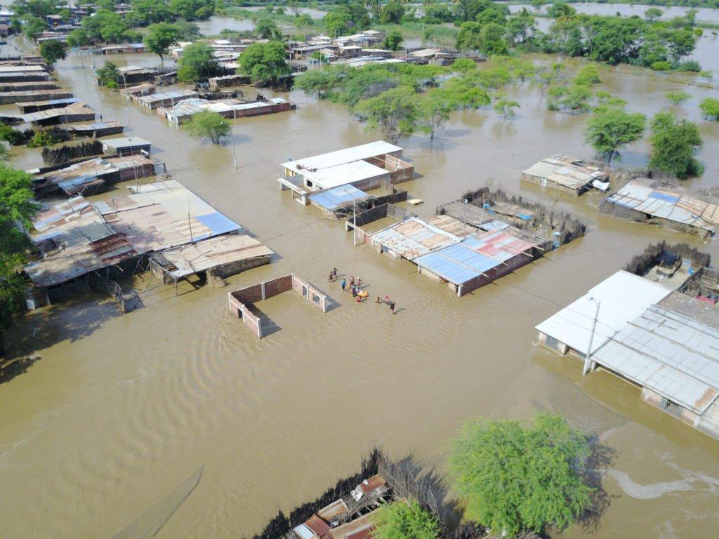 WeRobotics Aerial flooding