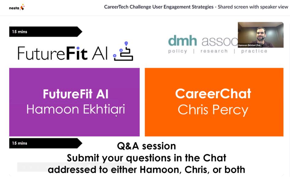 CareerTech User Engagement Workshop