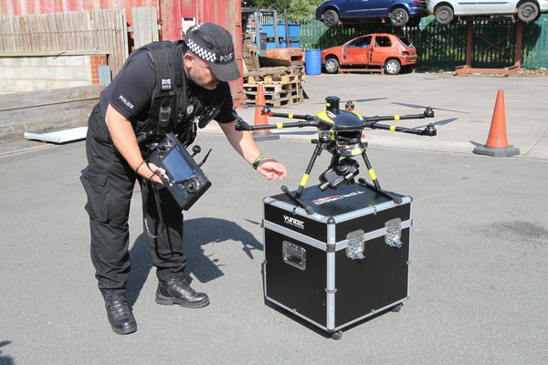 West Midlands Drone Uses 2
