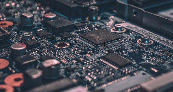 Laptop circuitry