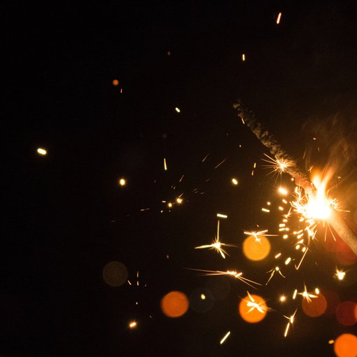 Unsplash: spark