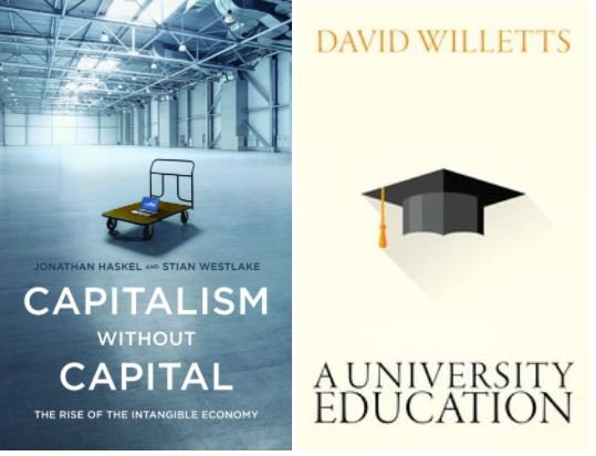 Capitalism without Capital/A University Education books