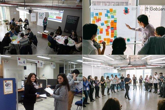 Nesta's Innovation Skills team in Chile