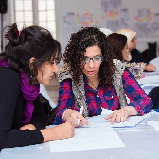 Creative Enterprise Programme in Egypt