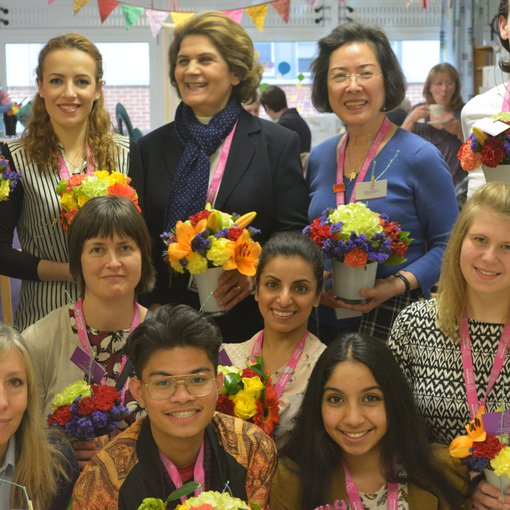 Dementia volunteers at Kingston Hospital NHS Foundation Trust