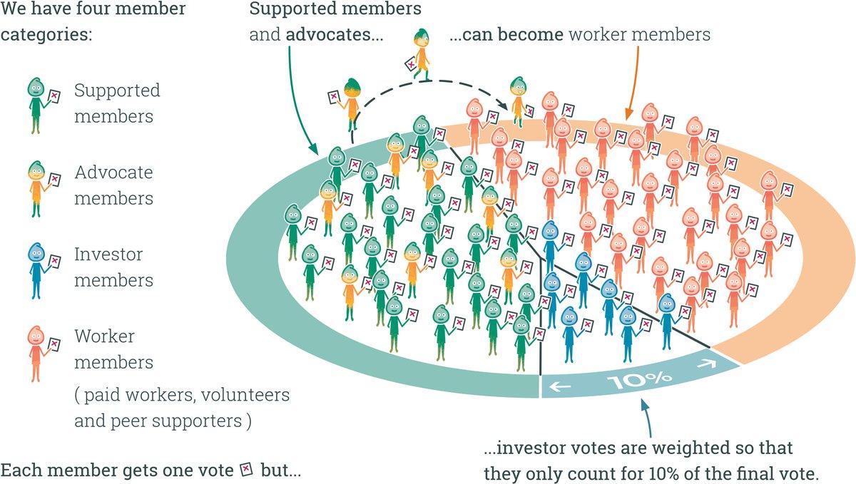 Eccoo voting structure