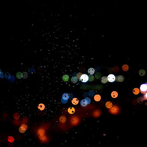 city lights bokeh effect 2