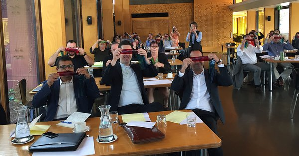 SoC Victoria cohort experiencing frames
