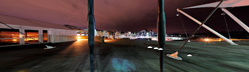 A still from a 360 degree image