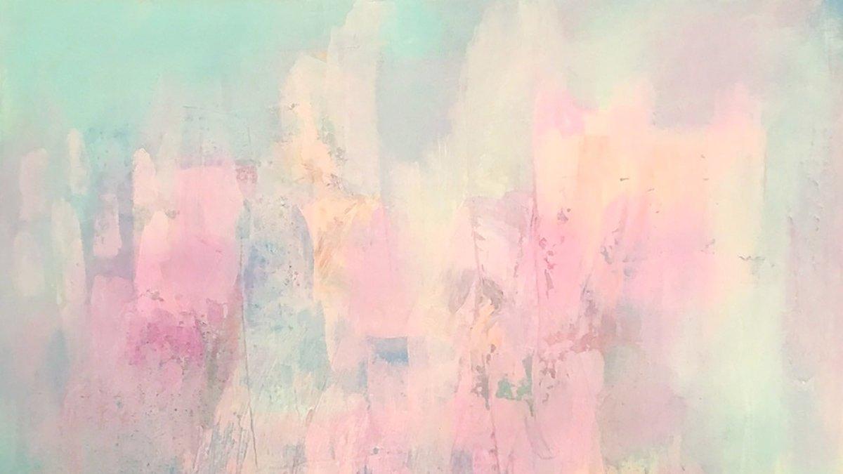 Abstract painting - Geordanna Cordero on Unsplash